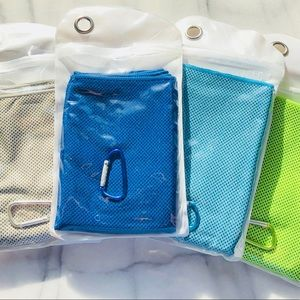 Other - Brand New Colorful Cooling Towels